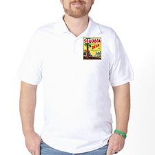California Beer Label 3 T-Shirt