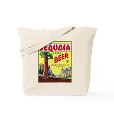 California Beer Label 3 Tote Bag