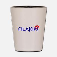FILAKIA W/LIPS Shot Glass