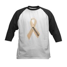 Peach Ribbon 'Survivor' Tee