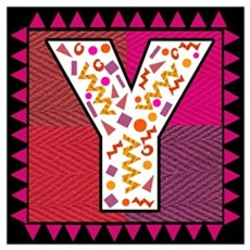 The Letter Y Poster