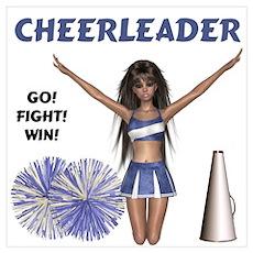 Cheerleader #2 Poster