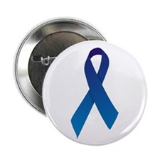 "Blue Ribbon 2.25"" Button"