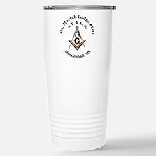 Mt Moriah Lodge #601 Travel Mug