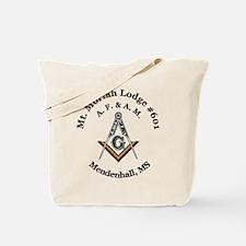 Mt Moriah Lodge #601 Tote Bag