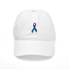 Blue Ribbon 'Survivor' Baseball Cap