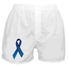Blue Ribbon 'Survivor' Boxer Shorts