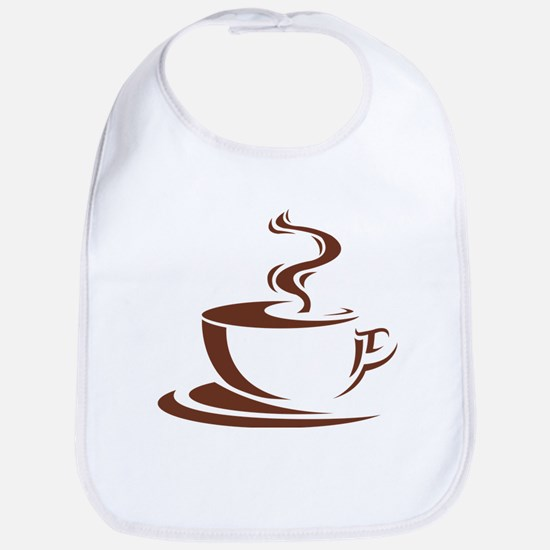 coffee Baby Bib