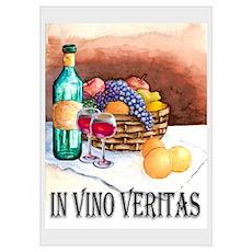 In Vino Veritas Poster