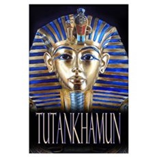 Tutankhamun Canvas Art