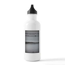 Tybee Island lighthouse 17 Water Bottle