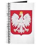 Polish Eagle Crest Journal