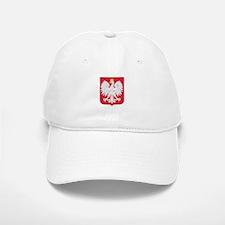Polish Eagle Crest Baseball Baseball Cap