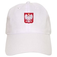Polish Eagle Crest Baseball Cap