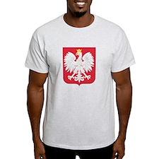 Polish Eagle Crest T-Shirt