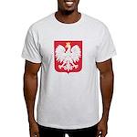 Polish Eagle Crest Light T-Shirt