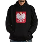 Polish Eagle Crest Hoodie (dark)
