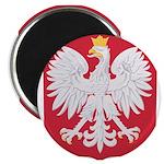 Polish Eagle Crest Magnet