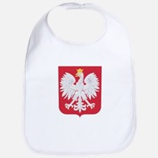 Polish Eagle Crest Bib
