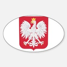 Polish Eagle Crest Decal