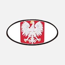 Polish Eagle Crest Patches