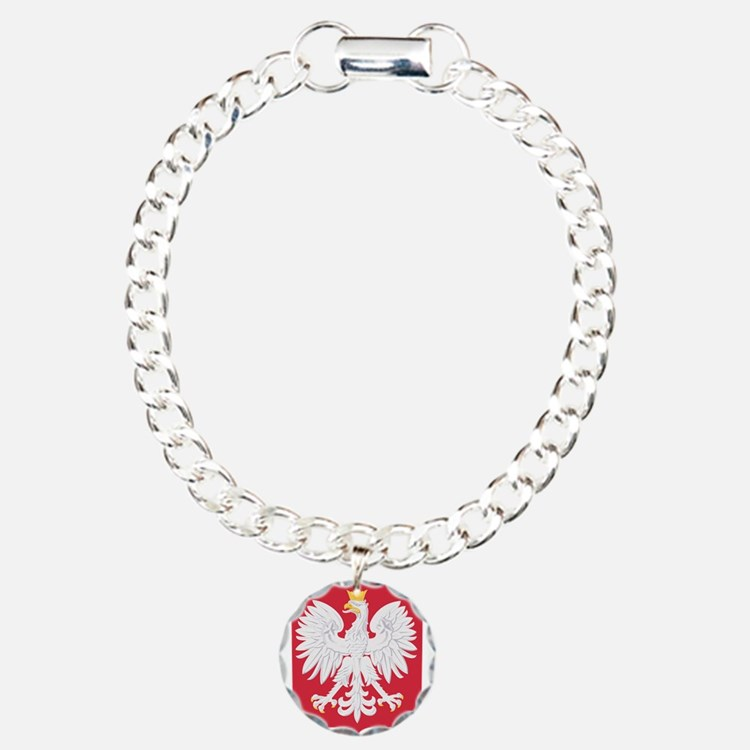 Polish Eagle Crest Bracelet