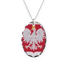 Polish Eagle Crest Necklace