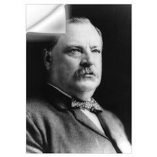 President Grover Cleveland Wall Decal