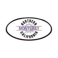 Monterey California Patches