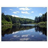Adirondack Wrapped Canvas Art