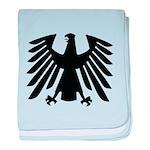 German Eagle baby blanket