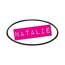 Natalie Punchtape Patches