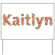 Kaitlyn Fiesta Yard Sign