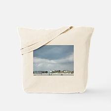 Tybee Island Georgia 22 Tote Bag