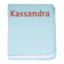 Kassandra Fiesta baby blanket