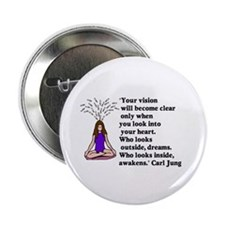 "Look Inward 2.25"" Button (10 pack)"