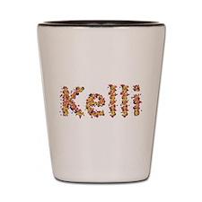 Kelli Fiesta Shot Glass