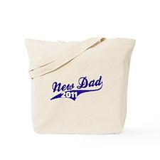 New Dad '11 Tote Bag