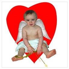 Baby Cupid Poster