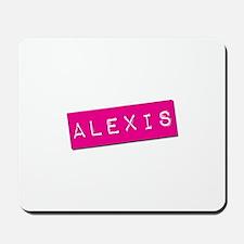 Alexis Punchtape Mousepad
