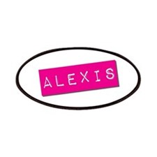 Alexis Punchtape Patches