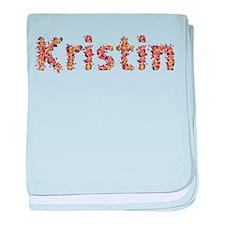 Kristin Fiesta baby blanket