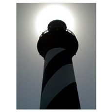 """""""Cape Hatteras Lighthouse"""" 13x16_ Poster"""