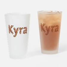 Kyra Fiesta Drinking Glass