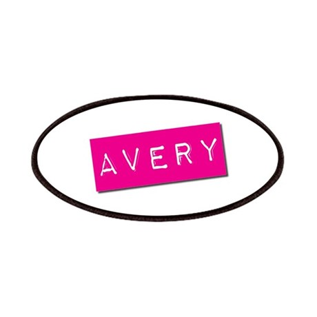 Avery Punchtape Patches