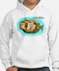 Long-Spine Porcupine Fish Hoodie