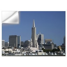 Transamerica Building Wall Decal