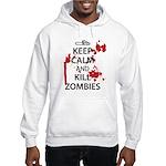 Keep Calm Hooded Sweatshirt