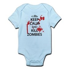 Keep Calm Infant Bodysuit