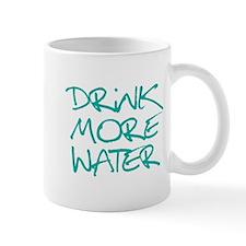 Drink More Water_Blue2 Mug